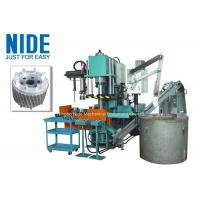 Buy cheap Auto Four Working Station Armature Casting Machine For Aluminum Rotor Die Casting product