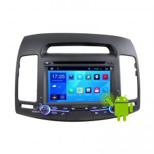 Buy cheap Android 4.4.4 System AutoRadio Stereo for Hyundai Elantra GPS Navigation SatNav product