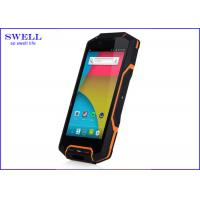 Buy cheap IP 67 Water Resistant Rugged Handheld Computer Android Mobile Phones product