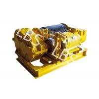 Buy cheap Fast Speed 2000kg 2 Ton Electric Winch Machine For Lifting Crane product