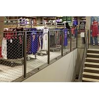 Buy cheap Multifunctional Stainless Steel Architectural Mesh For Shopping Mall / Home Decoration product