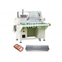 Quality Generator Motor Coil Winder Machine / Air Coil Winding Machine With Middle Size for sale
