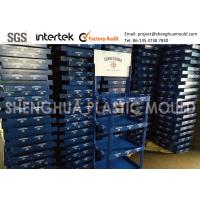 China Plastic Display Shelf Rack For Bottled Water Retail Shops Stores Multi Layer on sale