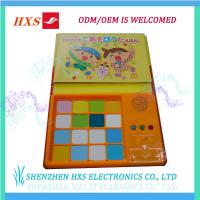 Buy cheap Buttons Plastic ABS Music Children Sound Book product