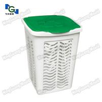 Buy cheap Plastic injection laundry basket mould product