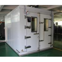 Buy cheap 2-Zone Thermal Shock Resistance Test Chamber for Environment Stress Screen Test product