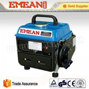 China small power gasoline generator wholesale