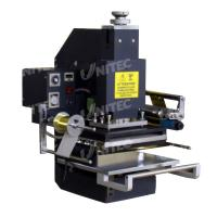 Buy cheap Automatic Electric Hot Stamp Machine , Temperature Control Heat Stamp Machine product