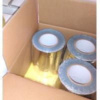 Buy cheap Strong Adhesion Butyl Rubber Adhesive Tape Colorful Aluminium Foil Flashing Tape product