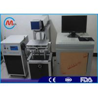 Buy cheap Desktop Fiber Laser Marking System For Jewelry / Ring Watch Marking High Performance product