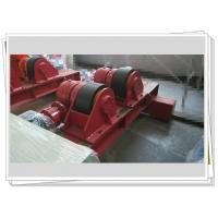 Buy cheap Movable Conventional Welding Rotator 20 T For Pipe Tank Seam Welding product