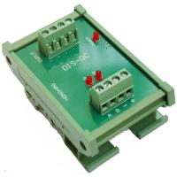 China Converter of Differential TTL into Collector 24V HTL Signals 2 Ways Support PLC NPN or PNP on sale