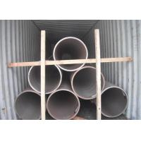 Buy cheap Grade C Seamless Carbon Steel Pipe , Carbon Steel Gas PipeLong Lifespan product