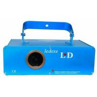 Buy cheap Single blue animation laser light for stage product