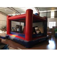 Quality Mini Bouncy Inflatable Spiderman For Children Under 10 , 3 Years Warranty for sale