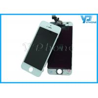 "Buy cheap Conjunto de Apple Iphone 5 Lcd do telefone celular, painéis LCD do telefone celular 4"" product"