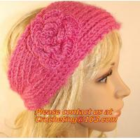 Buy cheap Best Winter Adult Children Warm Crochet Headbands Knitted Headbands Headwraps For Women product