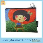 Buy cheap Microfiber change purse custom printing product