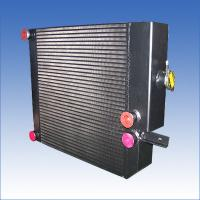 Buy cheap Heavy-duty Hydraulic Oil Heat Exchanger Plate Fin For Excavator With Fan product