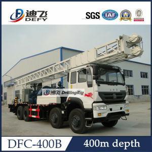 Buy cheap El camión de DFC-400B Sinotruk montó el aparejo de taladro del pozo de agua en venta, pozo de agua hidráulico rotatorio product