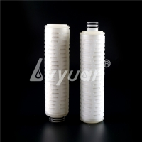 Buy cheap Hydrophobic 40inch Air PTFE Vent Filter 222 Fin PTFE Water Filter product