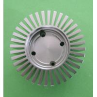 Buy cheap Aluminum round LED heat sinks product