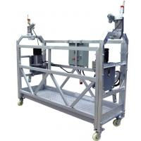 Buy cheap High Reliability Window Washer Platform Electrical Driven Easy Operation product