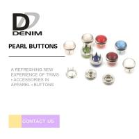 Buy cheap Lightweight Down Jacket Leisure Style 60L Pearl Snap Buttons product