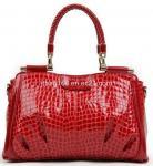 Buy cheap Fashion Wholesale Korea Lady Handbag,Crocodile Leather Bag product