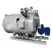 Buy cheap Fully Wet Back Wood Oil Fired Steam Boilers 5 Ton For Air-Condition product