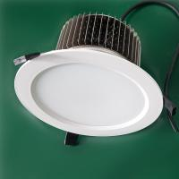 Buy cheap Suspended ceilings 10 inch Recessed LED luminaire LED Downlight  5000K  60W   Recessed  Down light product