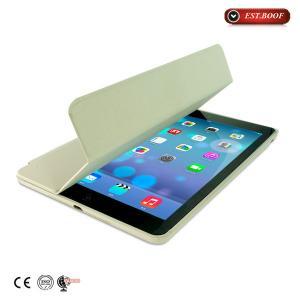 Buy cheap El cuero de la tableta de la PC/PU de 10,1 pulgadas encajona el blanco para la tableta del Samsung Galaxy product