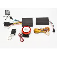 China Overspeed Alert Vehicle Gps Tracking System With Mute Arm , Remote Controller on sale