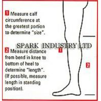 Buy cheap Medical Compression Stockings Of Knee Length For Varicosis With Oedema product
