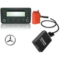 Buy cheap iPhone car integration for Mercedes Benz 1994-1998 10-Pin product