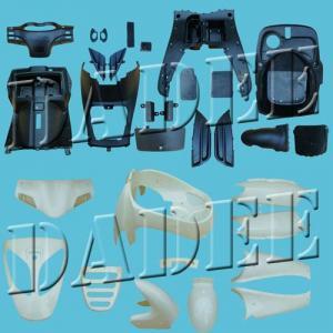 Buy cheap スクーターのプラスチック部品/スクーター ボディ プラスチック部品 product