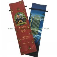 Buy cheap Customized Tin Tie Aluminum Foil composite material Side Gusset Valve Sealed Coffee Bags product