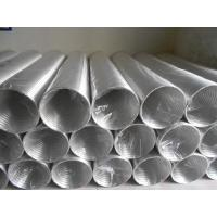 China Industrial Structural Alloys Aluminium Tube Extrusion T6 T6511 O H32 T52 Temper on sale