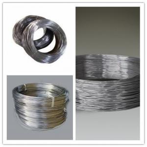Buy cheap ERNiCu - 70 padrão do fio ASTM da liga de níquel de cobre de 1.0mm 2.5mm para soldar from wholesalers