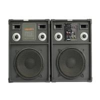 Buy cheap 12 Inch Subwoofer Portable Bluetooth PA Speakers 2 Way Mic Input For Karaoke product