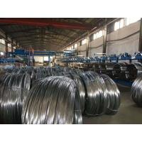 Buy cheap High Carbon Spring Steel Wire Black Oiled or Galvanized 1 . 0 mm Flexible Duct product