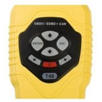 Buy cheap Multilingual CAN OBDII basic obd  Car Diagnostic Code Scanner - T49 16 - pin Interface product