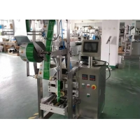 Buy cheap 500mm Foodstuff 100ml Plastic Packet Pouch Filling And Sealing Machine from wholesalers