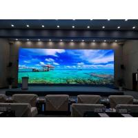 Buy cheap Seamless Indoor Led Advertising Led Display with Smart Monitoring & Protect from wholesalers