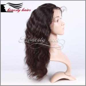 Buy cheap A peruca completa do laço, cabelo remy de 100%, laço completo/laço da parte dianteira/peruca feita à máquina pode ser personalizada. product