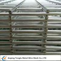 Buy cheap Welded Mesh Fabric|for Concrete flat or bend reinforcing sheet product