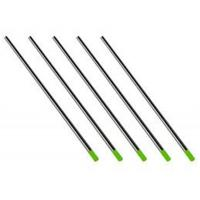 China Pure 2% thoriated tungsten electrodes WT20 ,TIG welding rods WCE20 WL15 WY20 FREE SAMPLE on sale