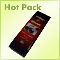 Quality side gusset vacuum sealed coffee bags for sale