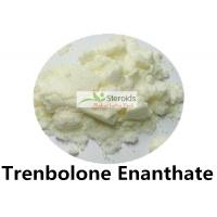 Buy cheap Trenbolone Enanthate Anabolic Steroid Powder Source CAS 10161-33-8 Cutting Cycle Hormone product