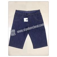 Buy cheap Cotton Pants Poker Cheating Device For Match Player / Magic Show product